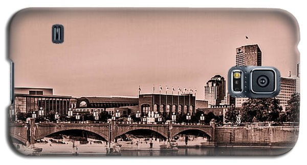 Downtown Indianapolis Galaxy S5 Case