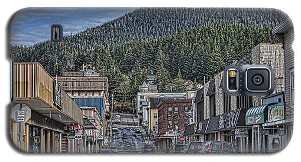 Downtown Ketchikan Alaska Galaxy S5 Case