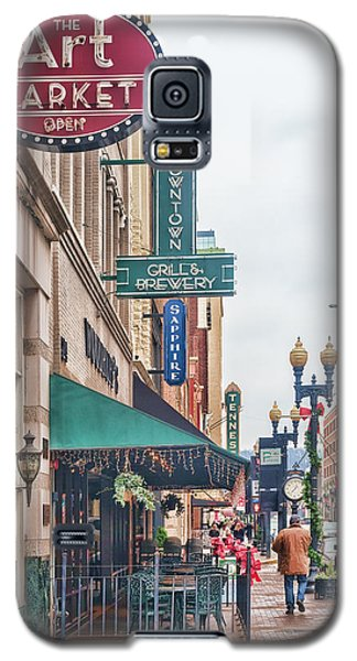 Downtown Knoxville Galaxy S5 Case