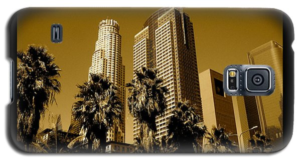 Downtown Los Angeles Galaxy S5 Case