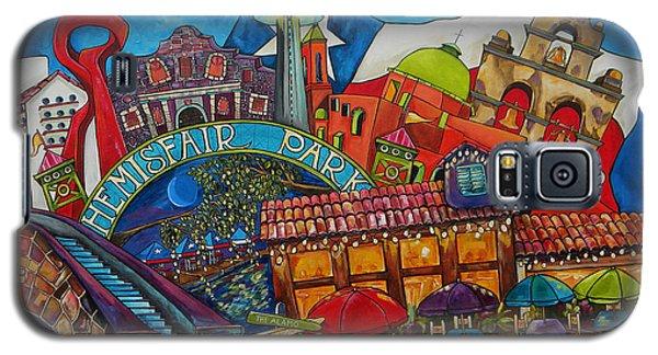 Downtown Montage San Antonio Galaxy S5 Case
