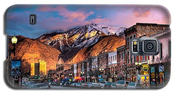 Downtown Ogden Utah Galaxy S5 Case
