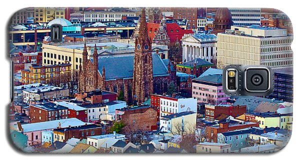 Downtown Paterson Galaxy S5 Case