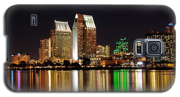 Downtown San Diego Galaxy S5 Case