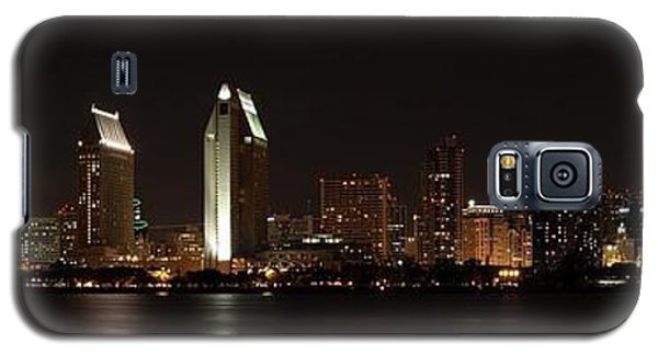 Galaxy S5 Case featuring the photograph Downtown San Diego by Nathan Rupert