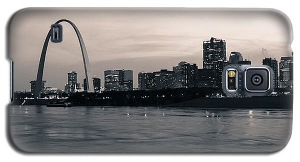 Downtown St. Louis In Twilight Galaxy S5 Case