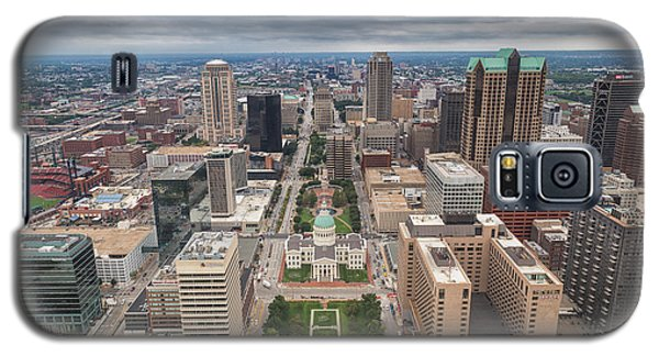 Downtown St Louis Old Courthouse Galaxy S5 Case