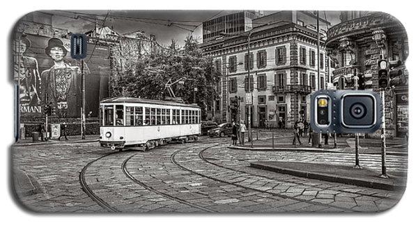 Downtown Tram Galaxy S5 Case