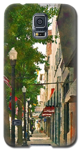 Downtown Usa Galaxy S5 Case