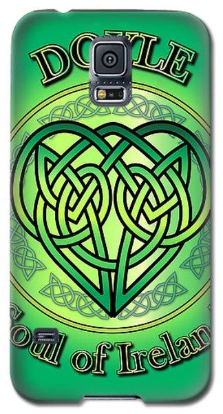 Doyle Soul Of Ireland Galaxy S5 Case by Ireland Calling