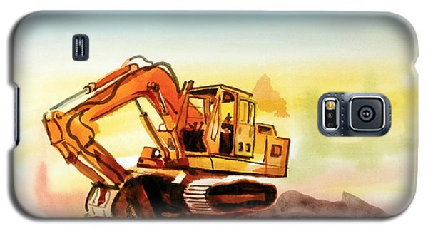 Dozer October Galaxy S5 Case by Kip DeVore
