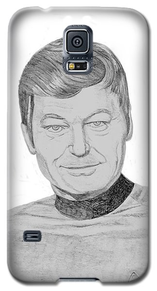 Dr. Leonard Mccoy Galaxy S5 Case
