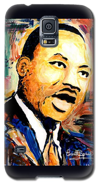 Dr. Martin Luther King Jr Galaxy S5 Case