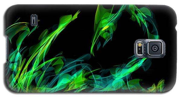Draconus Emeraude Galaxy S5 Case