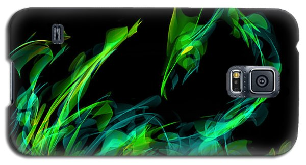 Draconus Emeraude Galaxy S5 Case