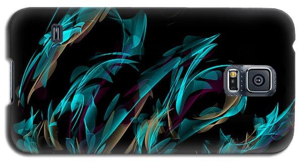 Draconus Labradorite Galaxy S5 Case