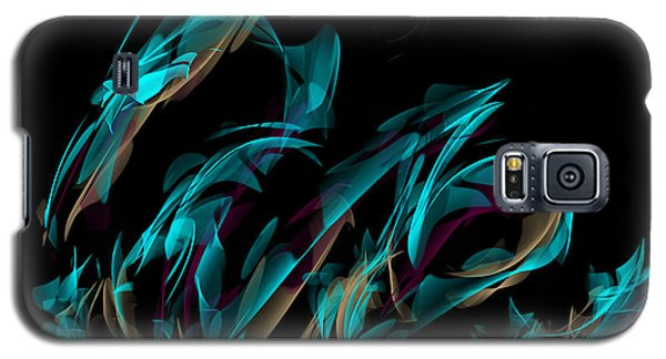 Draconus Labradorite Galaxy S5 Case