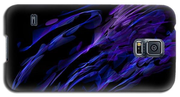 Draconus Sapphiric Galaxy S5 Case
