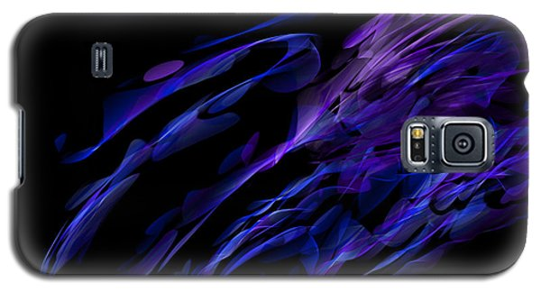 Draconus Sapphiric Galaxy S5 Case
