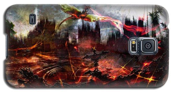 Dragon Age Galaxy S5 Case