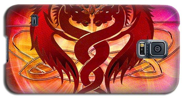 Dragon Duel Series 15 Galaxy S5 Case
