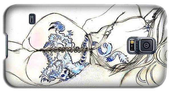 Dragon Girl Galaxy S5 Case