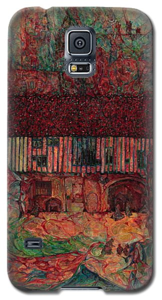 Dragon Hall Galaxy S5 Case