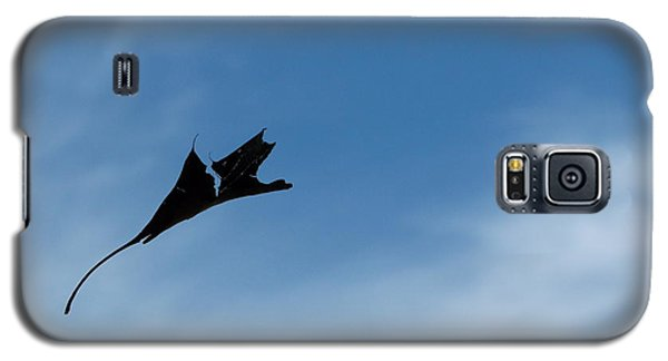 Galaxy S5 Case featuring the photograph Dragon In Flight by Jane Ford