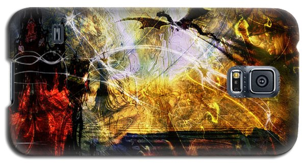 Dragon Realms Iv Galaxy S5 Case