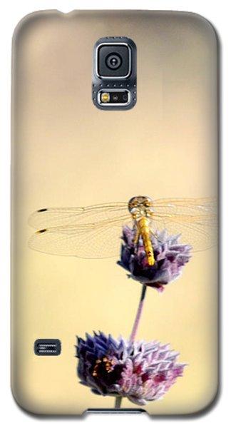 Dragonfly Galaxy S5 Case by AJ  Schibig