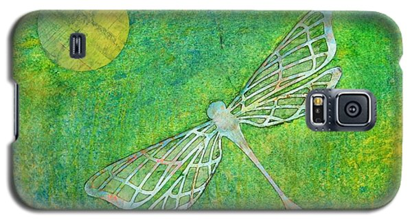 Dragonfly Galaxy S5 Case by Desiree Paquette