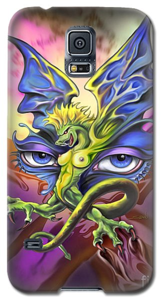 Dragons Eyes By Spano Galaxy S5 Case