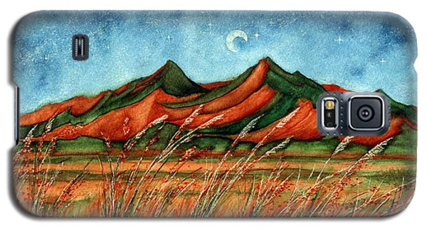 Dragoon Mountains Southwest Az Galaxy S5 Case