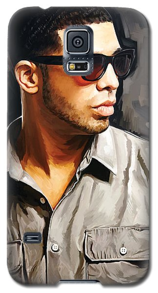 Drake Artwork 2 Galaxy S5 Case