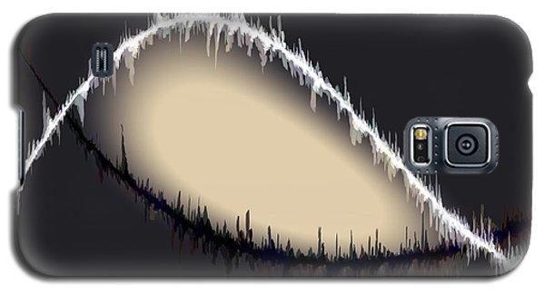 Galaxy S5 Case featuring the digital art Drama Gamma by Constance Krejci