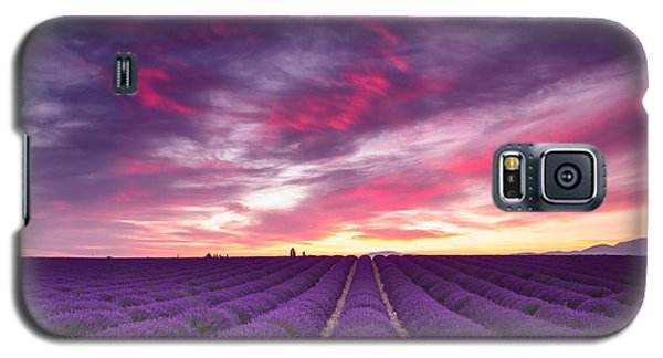 Drama In The Sky Galaxy S5 Case
