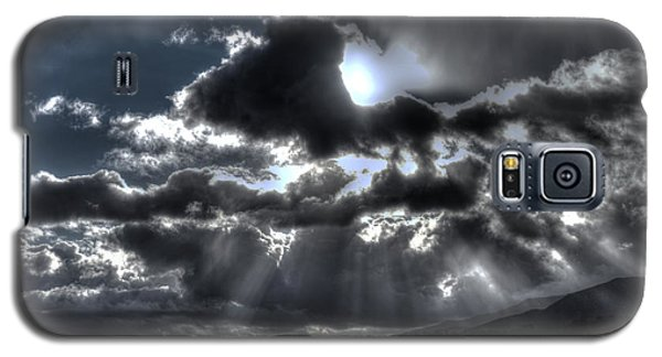 Drama In The Sky Galaxy S5 Case by Richard Stephen