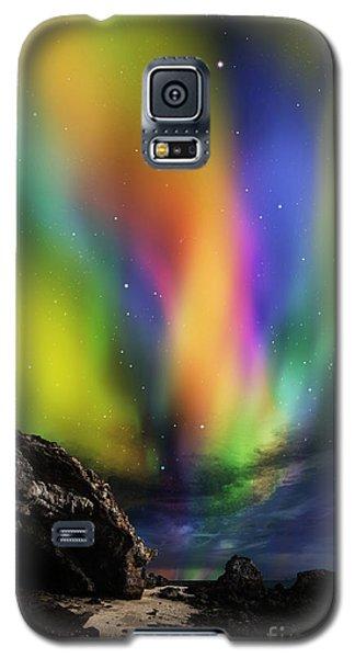 Dramatic Aurora Galaxy S5 Case