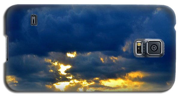 Galaxy S5 Case featuring the photograph Dramatic Clouds by Luther Fine Art
