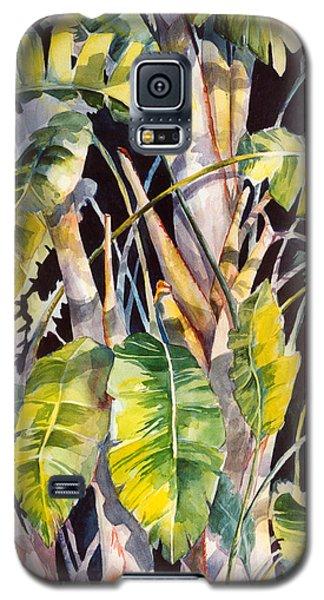 Dramatic Tropics Galaxy S5 Case by Roxanne Tobaison