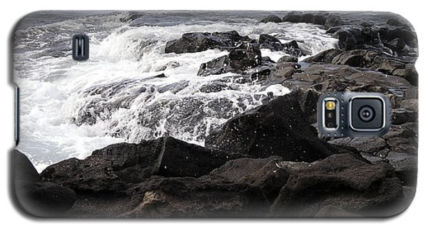 Dramatic Waters Galaxy S5 Case by Karen Nicholson