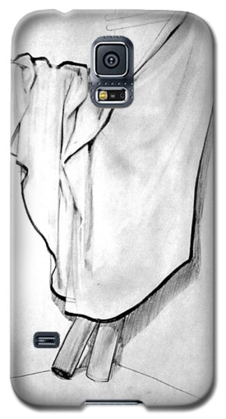 Draped Blanket Galaxy S5 Case