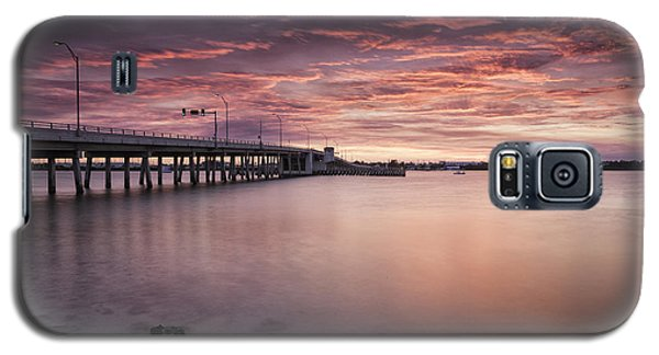 Drawbridge At Dusk Galaxy S5 Case