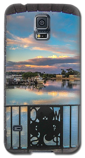 Drawbridge Sunset Galaxy S5 Case