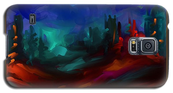 Galaxy S5 Case featuring the painting Dream All Your Dreams by Steven Lebron Langston
