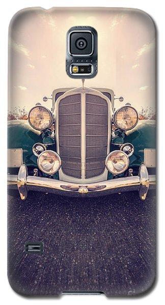 Car Galaxy S5 Case - Dream Car by Edward Fielding