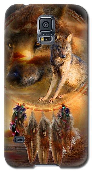 Dream Catcher - Wolfland Galaxy S5 Case