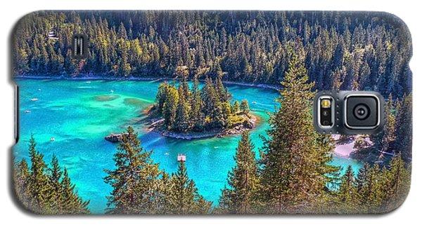 Dream Lake Galaxy S5 Case