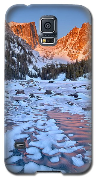 Dream Lake - Rocky Mountain National Park Galaxy S5 Case by Ronda Kimbrow