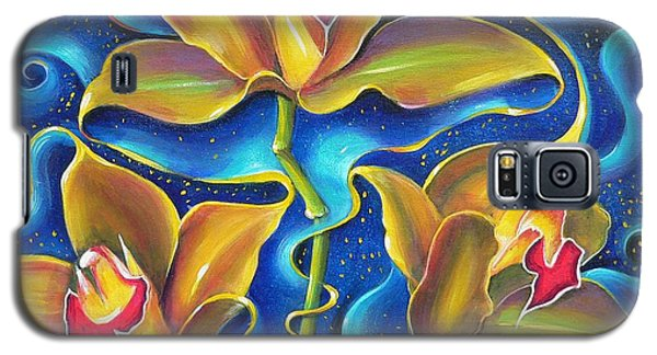 Dream Within A Dream Galaxy S5 Case by S G